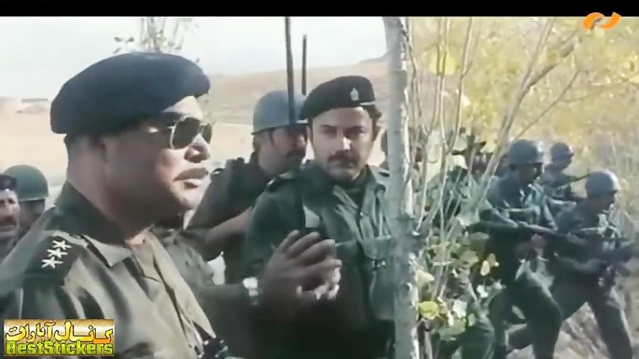 فیلم سینمایی جنگی ایرانی صلیب طلایی