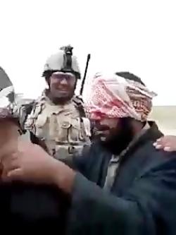 دستگیری داعشی ها و مسخر...