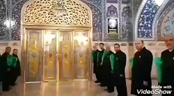 کلیپ حرم امام رضا(ع)_از ...