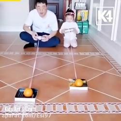 آموزش بازی برای جمع خانوادگی