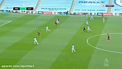 منچسترسیتی 4 - 0 لیورپول ...