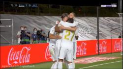 رئال مادرید 1 - 0 ختافه / ...