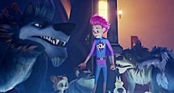 انیمیشن گرگ مادرزاد 2020 (100% Wolf) با دوبله فارسی