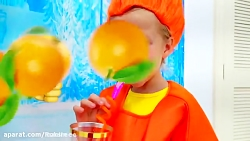 ناستیا -- ترانه میوه ها -- ماجراهای ناستیا -- ناستیا استیسی