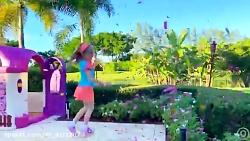 ناستیا استیسی - ماجراهای استیسی - کودک ناستیا - برنامه کودک ناستیا - استیسی شو