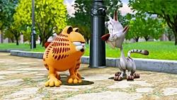 انیمیشن سینمایی گارفیلد واقعی می شود دوبله فارسی