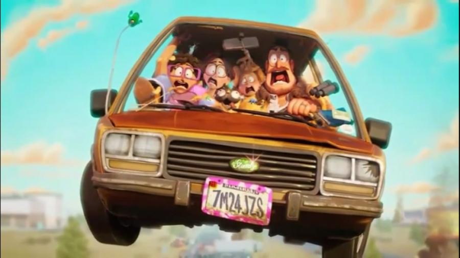 انیمیشن Connected 2020   انیمیشن زیبای کمدی   انیمیشن باکس