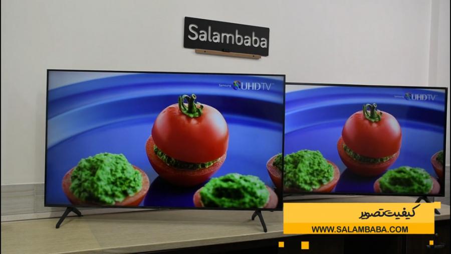 مقایسه تلویزیون های TU700...