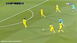 ویارئال 1 - 4 بارسلونا / خ...