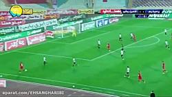 خلاصه بازی پرسپولیس -شاهین بوشهر