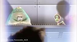 انیمیشن کوتاه و بامزه در ژانر علمی تخیلی