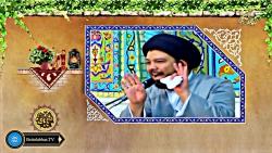 سخنرانی بسیار جذاب از حجت الاسلام سید علی علوی _ جانم رضا جانم