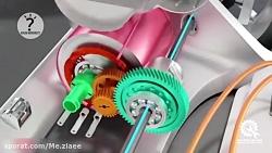 فناوری خودروهای الکتری...