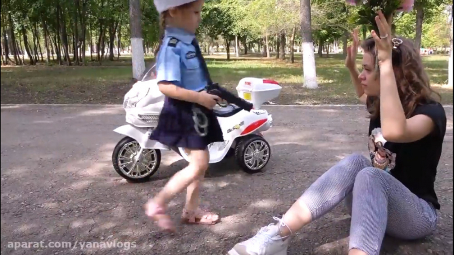 ایوا پلیس میشه
