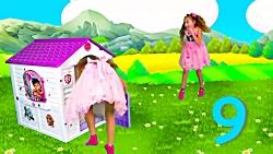 ماجراهای ساشا ، ساشا و ماشین اسباب بازی جادویی