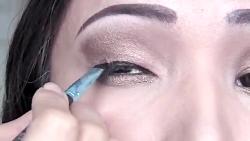 آموزش آرایش پرنسس جسمین(یاسمین)