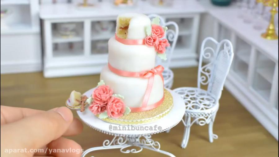کیک مینیاتوری