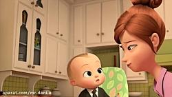 بچه رییس بازگشت به کار فصل اول قسمت 7 دوبله فارسی