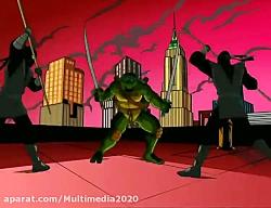 کارتون لاک پشت های نینجا فصل چهارم قسمت 2