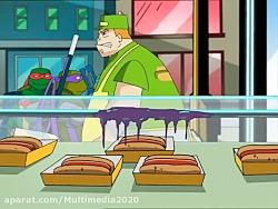 کارتون لاک پشت های نینجا فصل ششم قسمت 11
