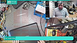 آموزش تعمیرات کامپیوتر و لپ تاپ | تعمیر مادربرد لپ تاپ | تعمیر لپ تاپ dell