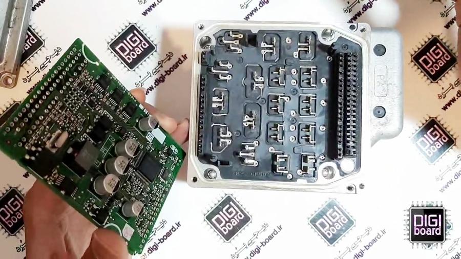 تعمیر ترمز ای بی اس ABS ESP لکسوس NX300 هیبرید