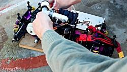 مسابقه ماشین کنترلی ارسی | ماشین کنترلی Asia Vend