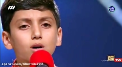 آواز سنتی یک نوجوان در عصر جدید