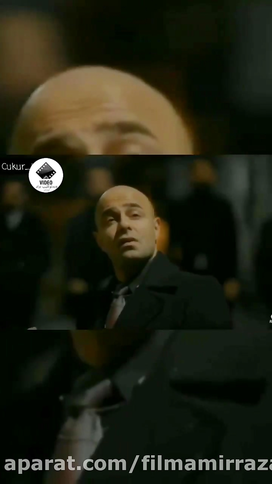 تصویر از کلیپ سریال گودال / گودال / چوکور / یاماچ کوچوالی و دعواهاش