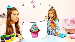 ناستیا و میا - ماجراهای استیسی و میا جدید - خانه عروسک های میا