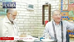 سوال زیباکلام از انصار حزب الله