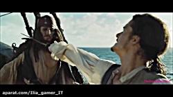 آهنگ دیوی جونز در فیلم دزدان دریایی کارائیب با پیانو