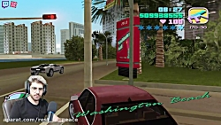 پارت 21 واکترو GTA Vice City با دوبله فارسی فروش عمده ای