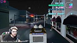 پارت 22 واکترو GTA Vice City با دوبله فارسی و بالاخره فروختم همرووو