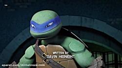 انیمیشن لاکپشت های نینجا پنجه ببر دوبله فارسی