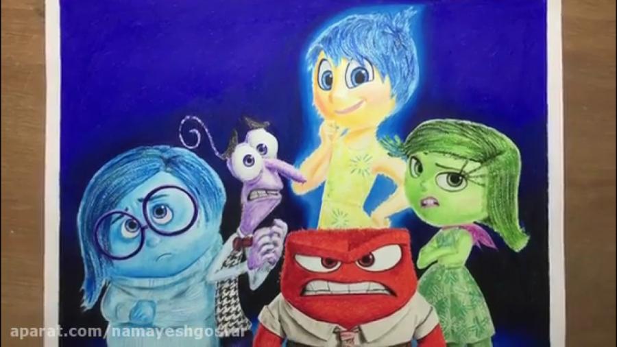 آموزش طراحی شخصیت های کارتونی :: شخصیت های انیمیشن سرنشینان