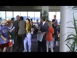 مستر بین - در فرودگاه