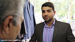 تخفیف ویژه کت و شلوار در فروشگاهی ایرانی