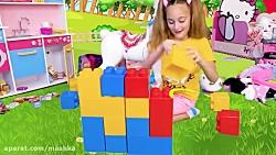 ساشا و مکس - اسباب بازی های خانه سازی - ماجراهای ساشا و مکس