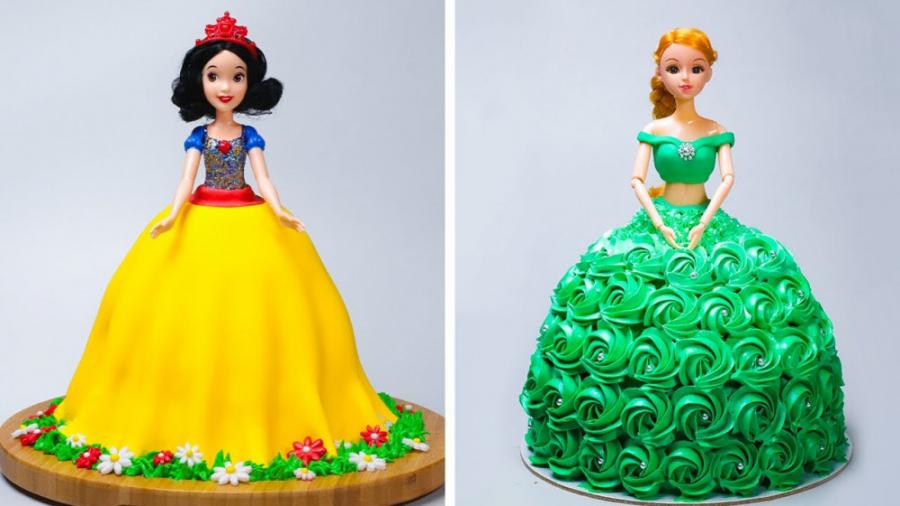 کیکهای پرنسسی