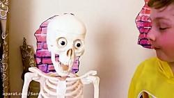 ساشا و مکس :: ساشا در خانه اشباح  :: ماجراهای ساشا و مکس  جدید
