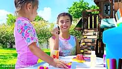 ناستیا و میا - ماجراهای استیسی و میا - خانه عروسکی جدید برای استیسی