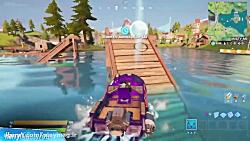 چالش Complete the boat time trial at M...
