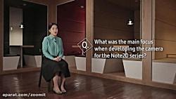 ویدیوی سامسونگ در مورد ...