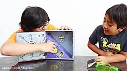 رایان - ماجراهای جدید رایان و بابایی - ربات جدید رایان