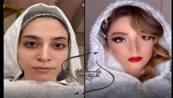 مژده نیکو (میکاپ و مژه) Mojdeh Nikoo Makeup