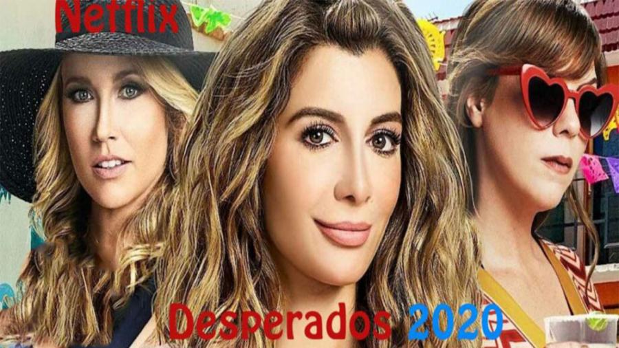 فیلم بزهکاران Desperados 2020 با زیرنویس فارسی رمانتیک کمدی