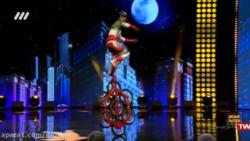 عصر جدید - اجرای منصور نادری - دوچرخه سواری