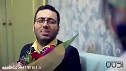 علی صبوری طنز دمپایی خیس