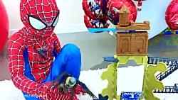 سونیا و نیکی - ماجراهای جدید سونیا و نیکی - مرد عنکبوتی در مقابل دزدها